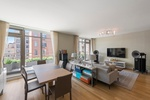 South Facing Two Bedroom with Home Office and Private Terrace in Prime Chelsea