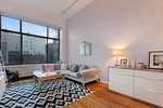 PRIME NOHO / GREENWICH VILLAGE SOUTH FACING SUNDRENCHEDMassive approximate 900sq feet amazing one bedroom duplex with 16 feet high ceiling