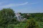 SAGAPONACK PONDFRONT 5 BEDROOM WITH POOL ON POND!- ON 30 ACRES